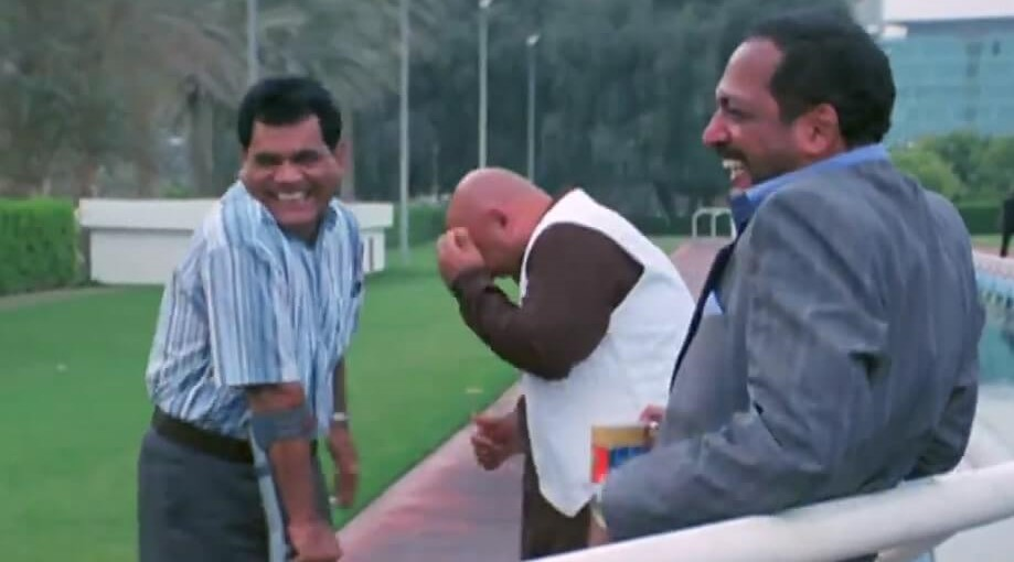 meme template uday-shetty-and-ballu-laughing