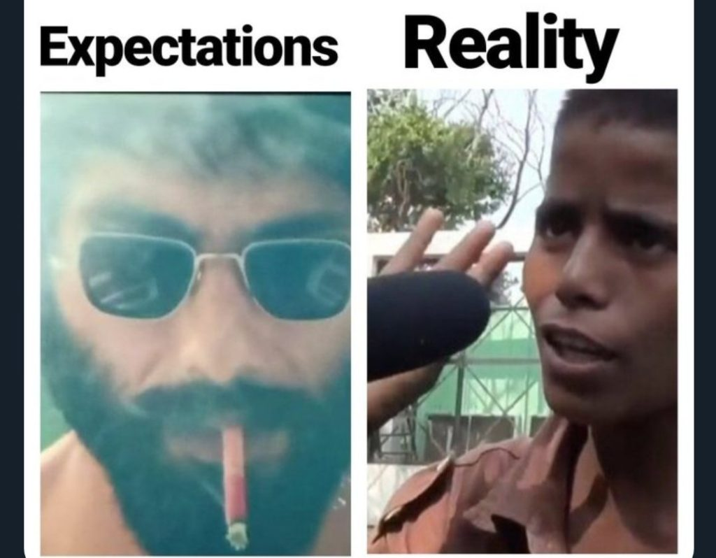 kabir singh expectation vs reality